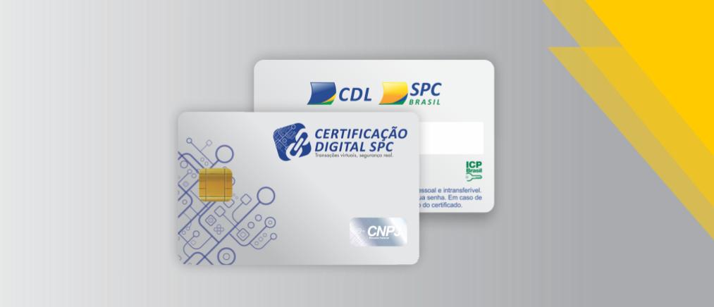 Certificação Digital do SPC: segurança às transações on-line