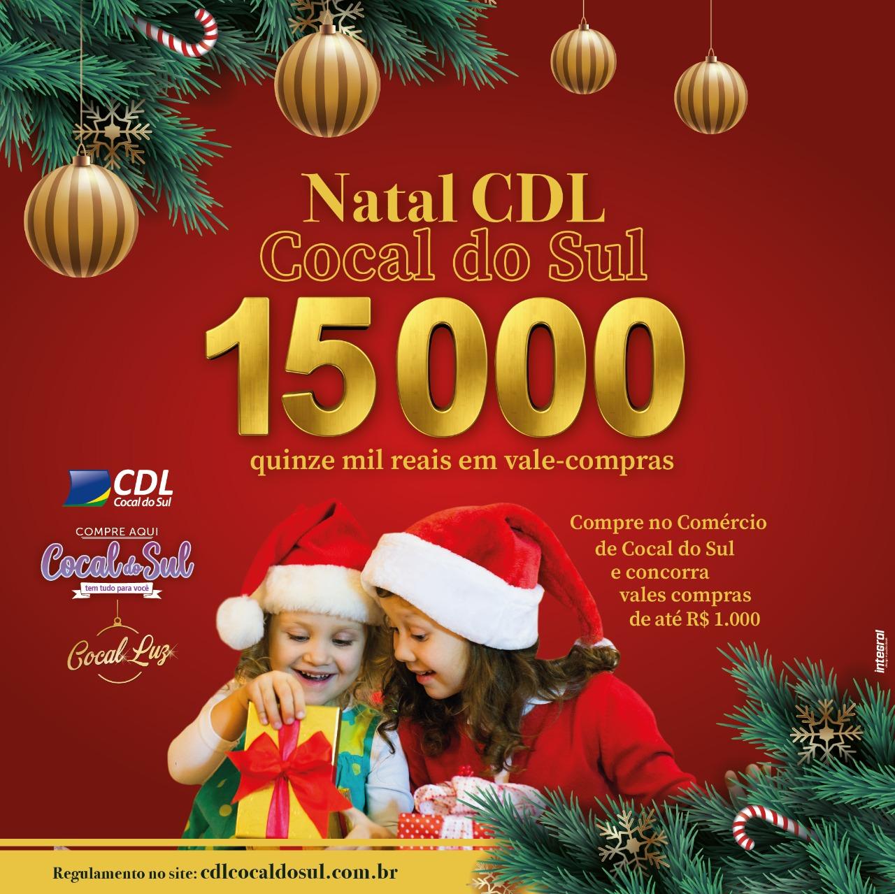 Promoção de Natal CDL 2019