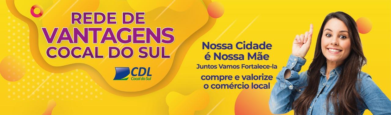 REDE DE VANTAGENS CDL Cocal do Sul