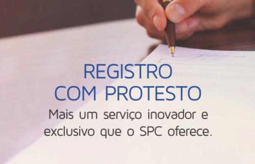 Registro com Protesto: parceria do SPC/SC com os cartórios auxilia na recuperação de dívidas